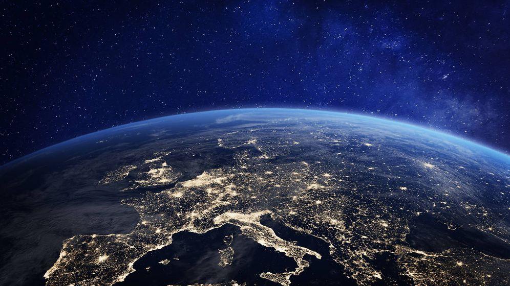 Foto: Las macrorregiones, vistas desde el espacio. (iStock)
