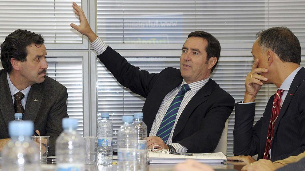 Garamendi da el salto en Cepyme para escalar la cumbre de CEOE