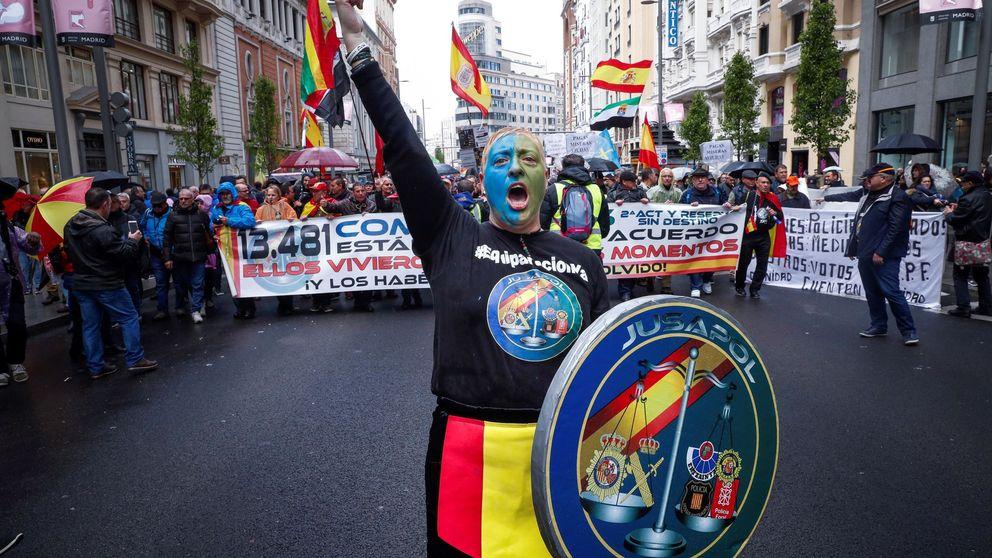 El plan del 'supersindicato' policial: órdago a Marlaska, ley salarial y asalto a la Guardia Civil
