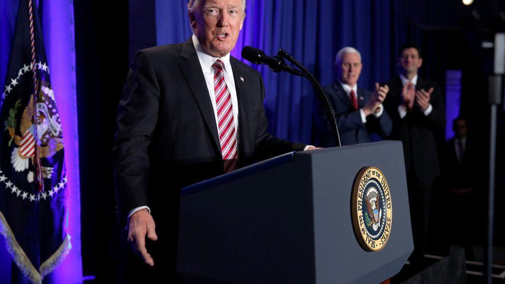 La 'guerra del muro' pone en peligro una relación comercial de 500.000 millones