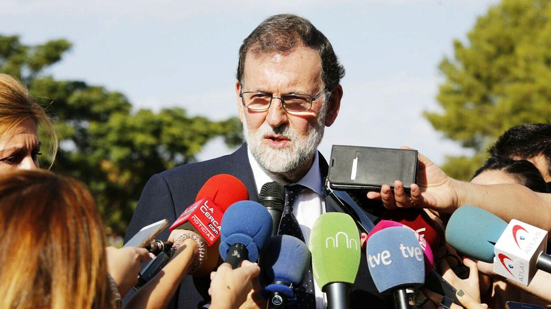 El presidente del Gobierno Mariano Rajoy. (EFE)