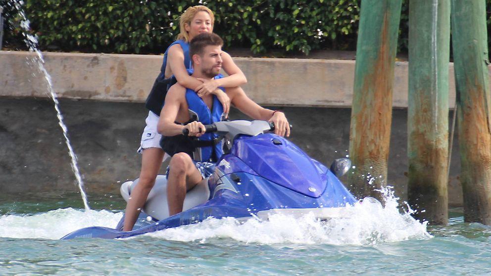 Sabemos dónde están de vacaciones Shakira y Gerard Piqué