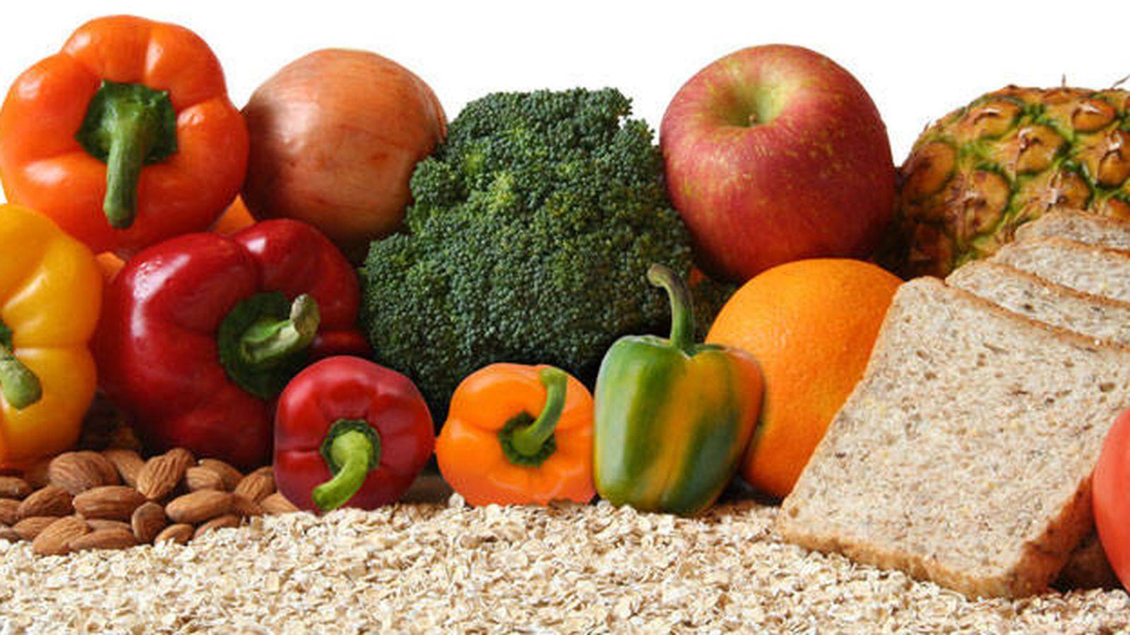 Foto: Opta por la comida sana