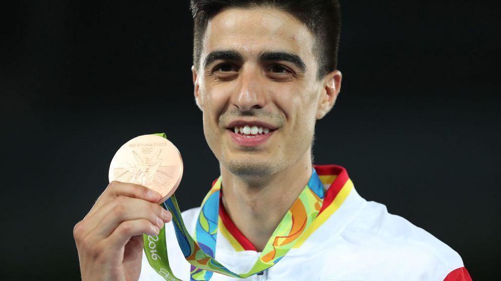 Joel González se hace con su segunda medalla olímpica en los Juegos de Río
