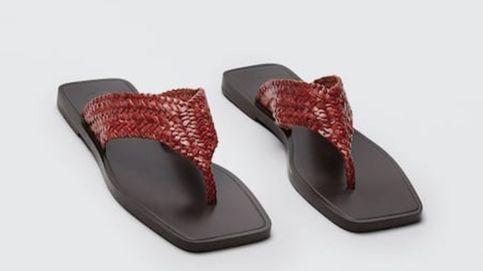Las sandalias de dedo de Massimo Dutti con lista de espera que tienes que fichar
