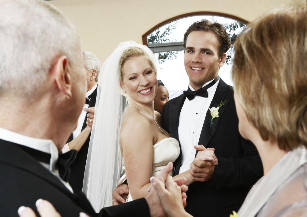 Foto: El objetivo del curso universitario es que los matrimonios sean más felices y duraderos. (Corbis)