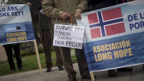 Los marineros que reclaman su pensión  llevan a juicio al Gobierno de Oslo