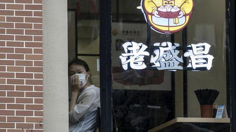 La actividad del sector servicios chino alcanza el máximo en una década
