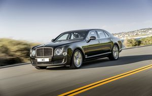 Bentley Mulsanne Speed, lujo y deportividad a partes iguales