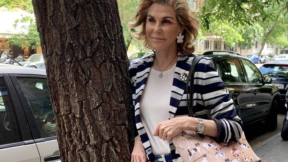 Sonia Bolín, la aristócrata que viste a Isabel Preysler y otras socialites