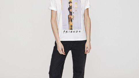 Pull and Bear rebaja la camiseta de 'Friends' que más enamorará a los fanáticos de la serie