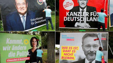 El empate entre SPD y CDU/CSU augura largas negociaciones para formar gobierno