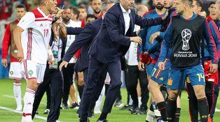 Fernando Hierro, el interino que no demuestra ser un entrenador de verdad