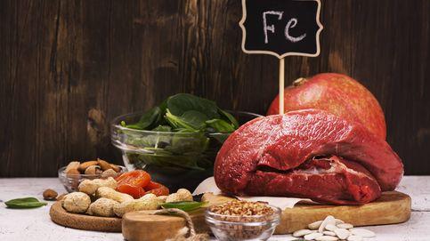 Cómo favorecer la absorción del hierro de los alimentos