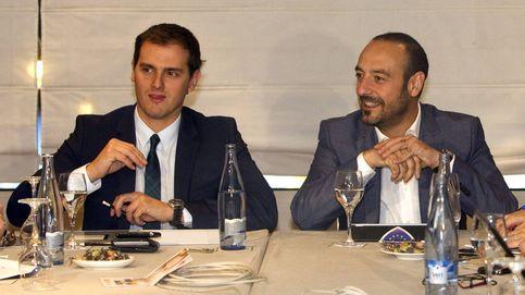 Jordi Cañas, el exideólogo de Cs y hombre fuerte de Rivera que vuelve a casa el 26-M