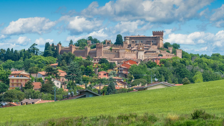 Castillo de Gradara (Fuente: iStock)