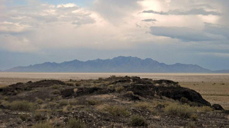 El desierto donde se llevan a cabo las pruebas al aire libre. (CC/Wikimedia Commons)