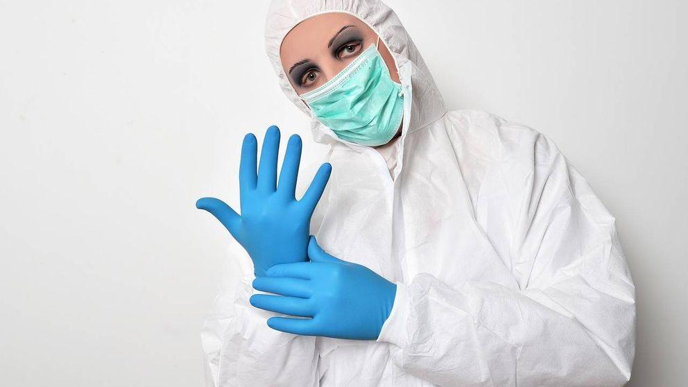 Guantes desechables de nitrilo y látex: ¿son defensa contra el coronavirus?