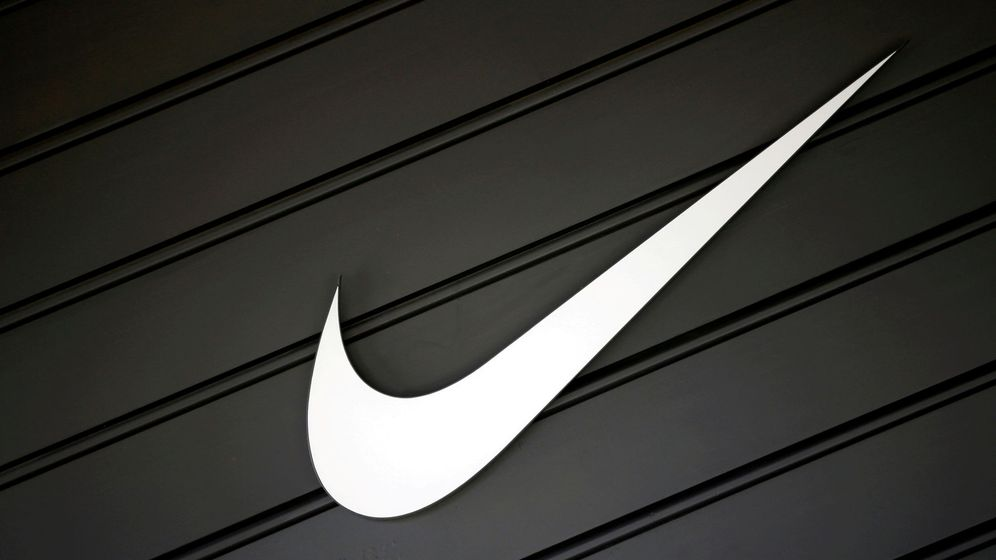 Foto: Logo de Nike. (Reuters)