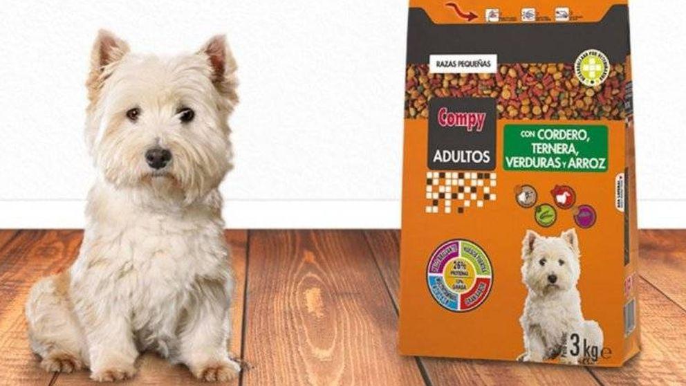 Una firma belga compra al interproveedor de comida para perros de Mercadona