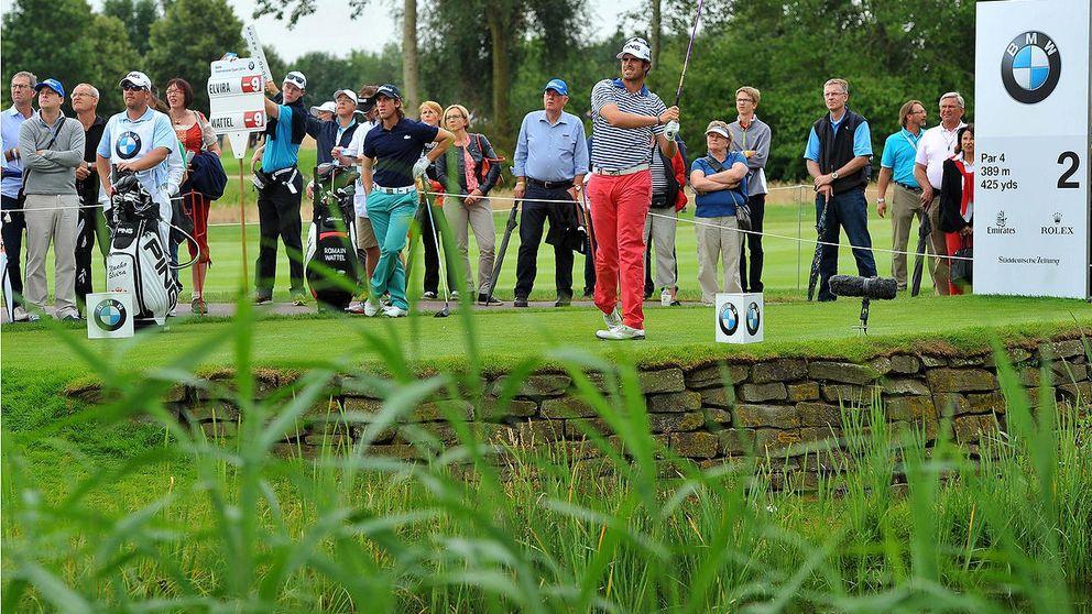Nacho Elvira abre la lata del golf español en 2015 tras ganar el Challenge de Madrid