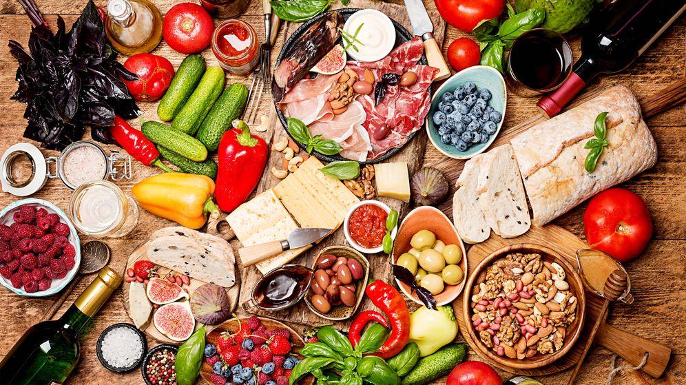 Dieta para grupo a positivo