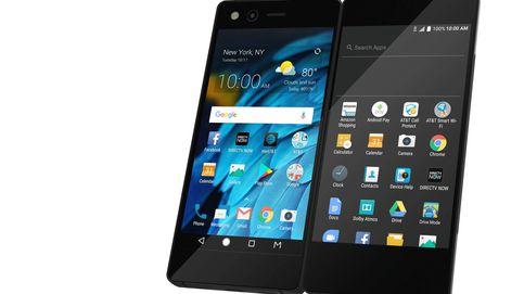 El móvil más marciano del año: así es el ZTE Axon M, dos pantallas y plegable