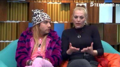 Daniela toma distancia con Elettra: No soy un muñeco