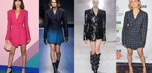 Post de Quítate los pantalones: seis formas de convertir un blazer en vestido