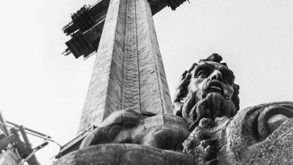 El último secreto del Valle de los Caídos está en estas fotos