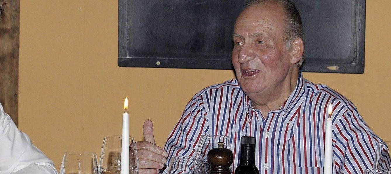 Foto: El Rey Juan Carlos suma dos estrellas a su guía Michelin