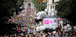 Post de Telemadrid tendrá su propia carroza en el desfile del Orgullo Gay de la capital