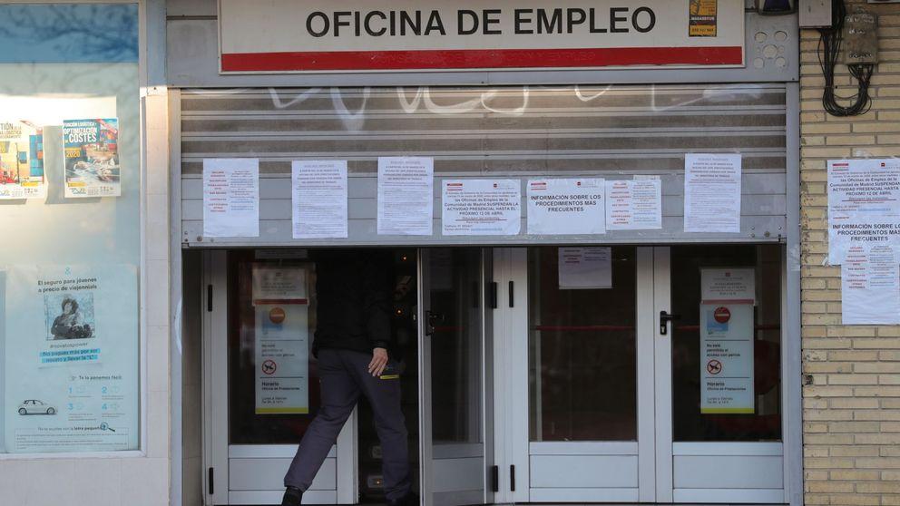 Los ERTE permitirán salvar más de un millón y medio de empleos este año