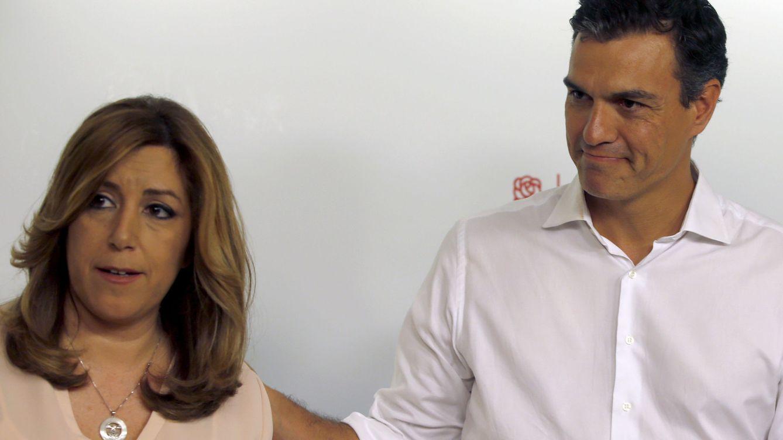 El nuevo libro de cabecera de Pedro Sánchez es andaluz y a Susana Díaz le repatea