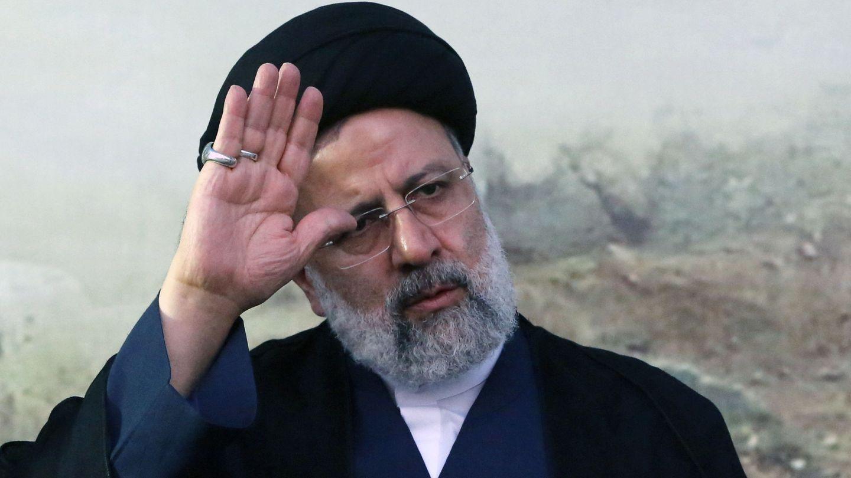Ebrahim Raisi, candidato iraní a la presidencia. (EFE)