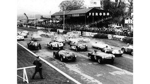 Goodwood: la historia de la mayor cita de coches clásicos