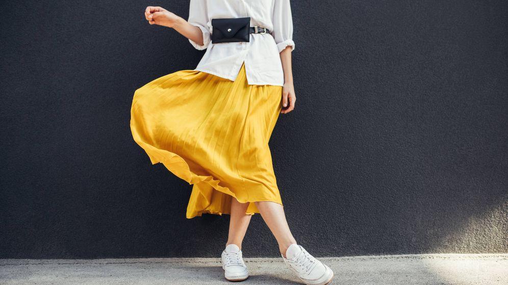 Foto: Vaporosas y fáciles de combinar, las faldas que todas queremos. (iStock)