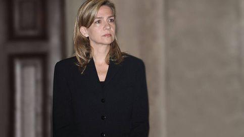 El funeral de doña Alicia, primer paso para rehabilitar a la infanta Cristina