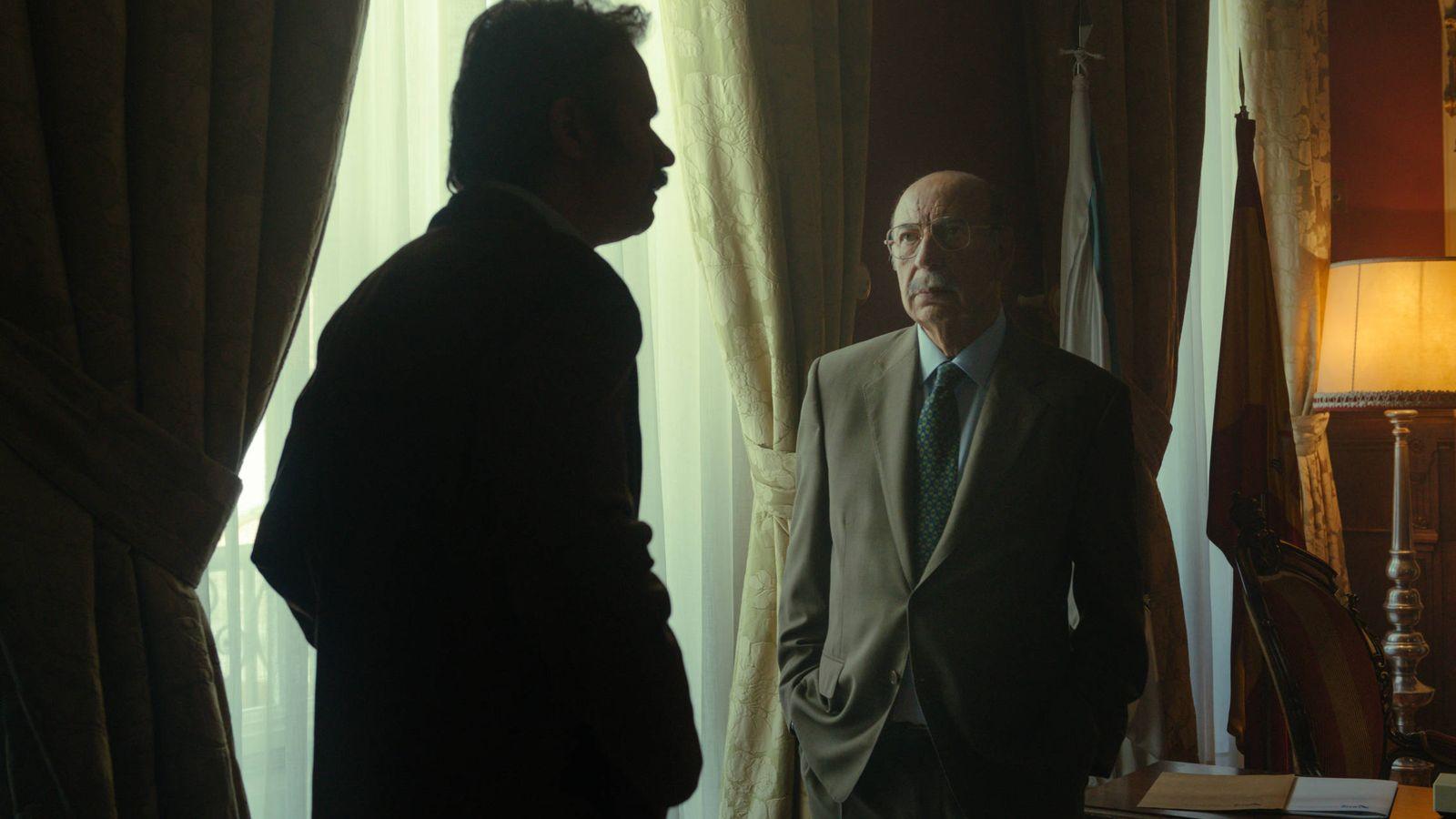 Foto: Fotograma del capítulo 7 de la serie 'Fariña'