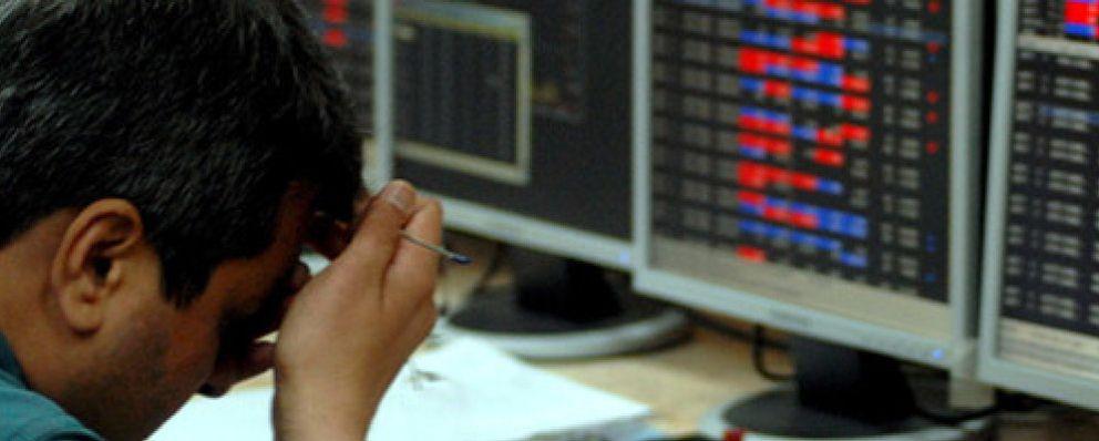 Desconfianza total en la banca: el interbancario vuelve a niveles post-Lehman