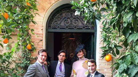 Boda de Alejandra de Rojas: todos los detalles del vestido y los invitados