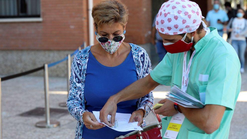 Al borde de más restricciones: las zonas de Madrid que arrastran una mayor incidencia del coronavirus