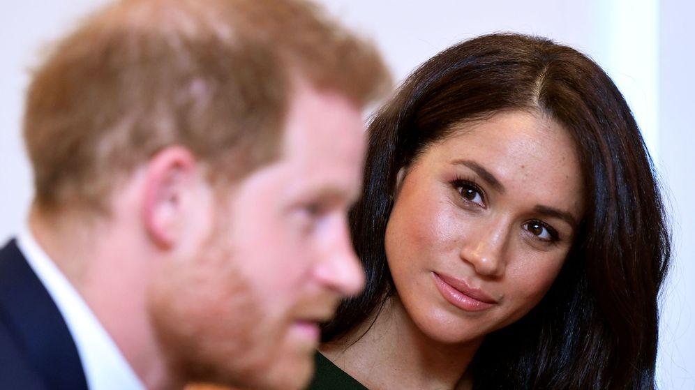 Foto: Los duques de Sussex, en una imagen reciente. (Reuters)