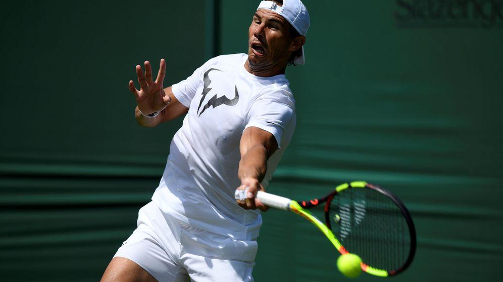 Rafa Nadal Yuichi Sugita, en Wimbledon: horario y dónde