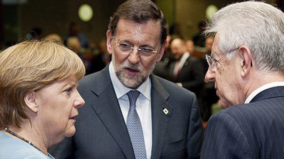 Foto: AVE, aeropuertos, autovías, TV... Razones por las que Merkel no pasa ni una a España