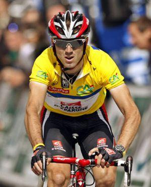 Valverde, vencedor final, apunta al Tour de Francia