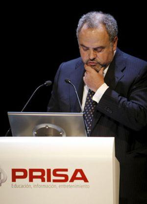 Prisa encarga a BNP Paribas 'colocar' una participación sustancial de Santillana