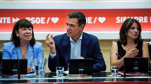 Sánchez pide a Iglesias la adhesión total a su programa económico sin cesiones