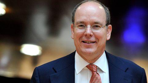 Alberto de Mónaco asiste a la confirmación de su hijo ilegítimo