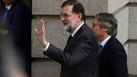Directo | Rajoy: Ha sido un honor ser presidente. Gracias a todos